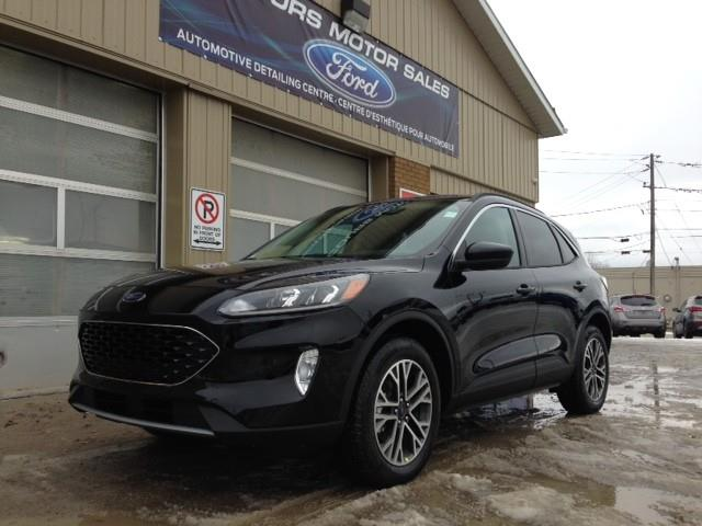 2020 Ford Escape SEL (Stk: 20-467) in Kapuskasing - Image 1 of 14