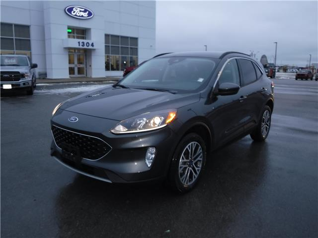2020 Ford Escape SEL (Stk: 20-582) in Kapuskasing - Image 1 of 9