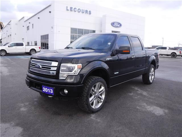 2013 Ford F-150 Limited (Stk: U-4567) in Kapuskasing - Image 1 of 13