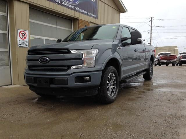 2020 Ford F-150 Lariat (Stk: 20-458) in Kapuskasing - Image 1 of 14