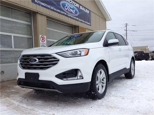 2020 Ford Edge SEL (Stk: 20-524) in Kapuskasing - Image 1 of 15