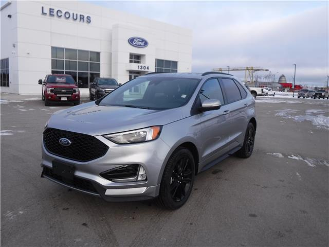 2020 Ford Edge ST Line (Stk: 20-652) in Kapuskasing - Image 1 of 11