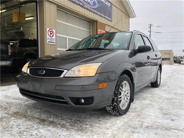 2007 Ford Focus SE (Stk: U-4453) in Kapuskasing - Image 1 of 20