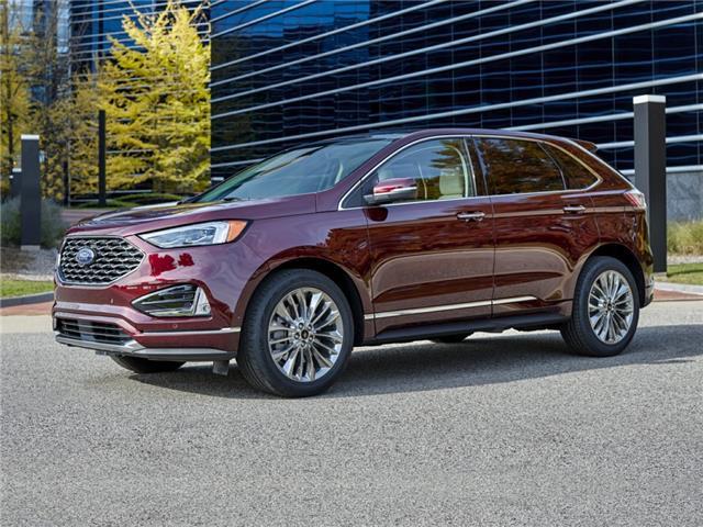 New 2021 Ford Edge ST Line AWD, NAVIGATION,CO-PILOT 360 - Kapuskasing - Lecours Motor Sales