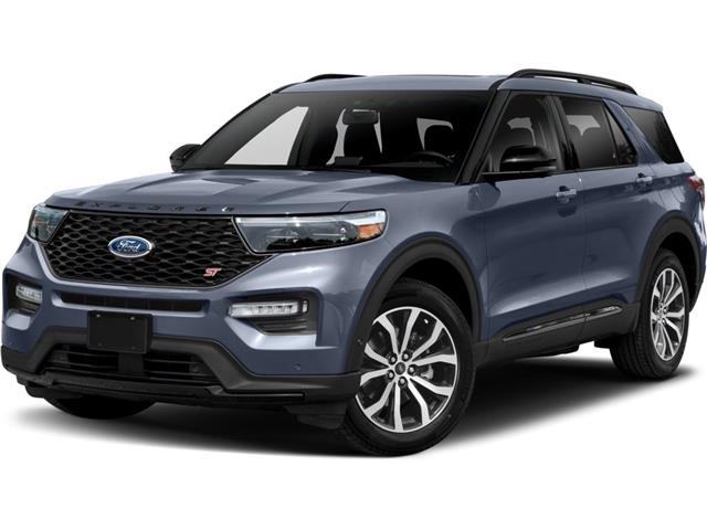 2021 Ford Explorer ST (Stk: 21-61) in Kapuskasing - Image 1 of 1