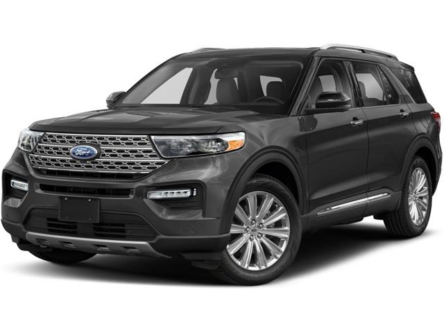 New 2021 Ford Explorer Limited 4WD,2.3 ECOBOOST,TRAILER TOW PKG - Kapuskasing - Lecours Motor Sales