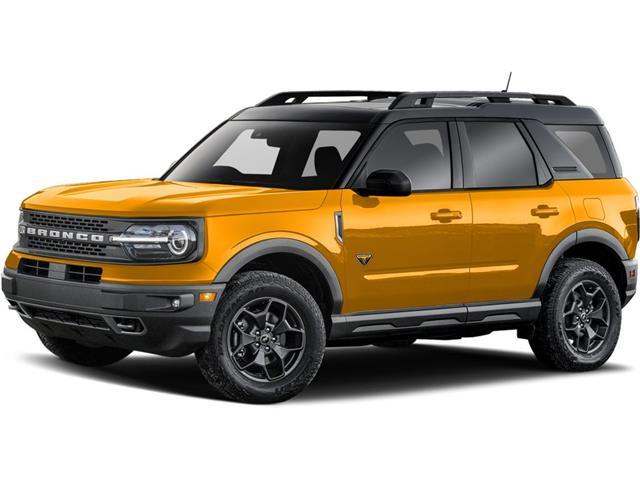 New 2021 Ford Bronco Sport Badlands BADLANDS 4X4, TRAILER PACKAGE - Kapuskasing - Lecours Motor Sales