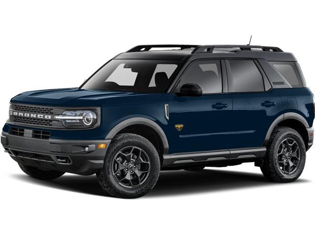 New 2021 Ford Bronco Sport Badlands BADLANDS 4X4, CO-PILOT 360 - Kapuskasing - Lecours Motor Sales