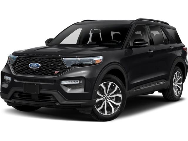 New 2021 Ford Explorer ST 4WD,3.0 LITRE V6,TECHNOLOGY PACKAGE - Kapuskasing - Lecours Motor Sales