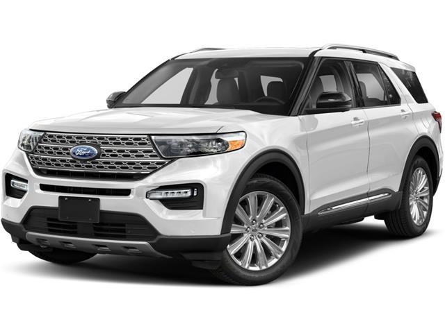 New 2021 Ford Explorer XLT 4WD, 2.3 ECOBOOST,CO-PILOT 360,NAVIGATION - Kapuskasing - Lecours Motor Sales