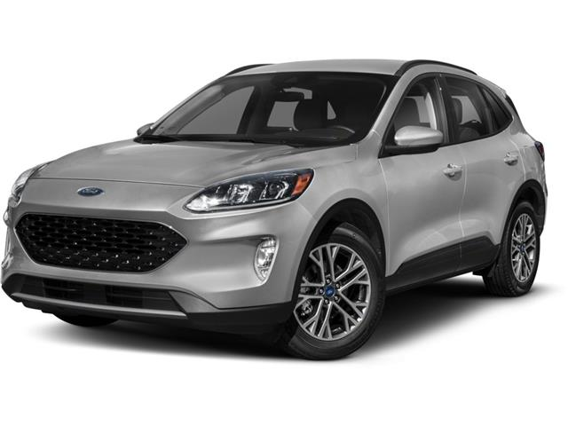 New 2021 Ford Escape SEL 2.0 LITRE, SEL STEALTH PACKAGE,TECHNOLOGY PACKAGE - Kapuskasing - Lecours Motor Sales