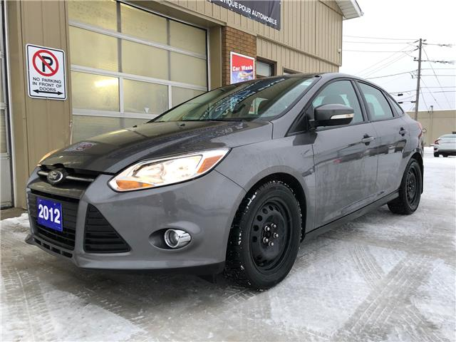 2012 Ford Focus SE (Stk: U-4482) in Kapuskasing - Image 1 of 17