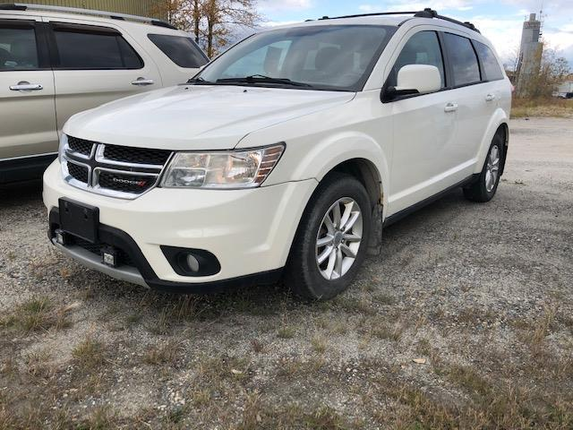2013 Dodge Journey SXT/Crew (Stk: U-4308) in Kapuskasing - Image 1 of 15