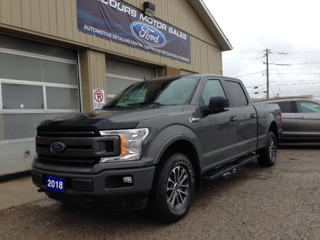 2018 Ford F-150  (Stk: U-4507) in Kapuskasing - Image 1 of 15