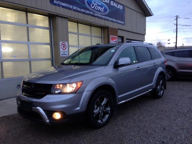2016 Dodge Journey Crossroad (Stk: U-4423) in Kapuskasing - Image 1 of 18