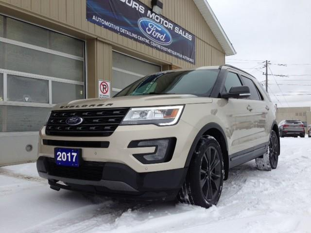 2017 Ford Explorer XLT (Stk: U-4525) in Kapuskasing - Image 1 of 20