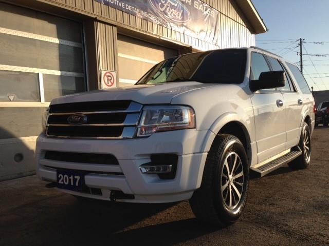 2017 Ford Expedition XLT (Stk: U-4457) in Kapuskasing - Image 1 of 20