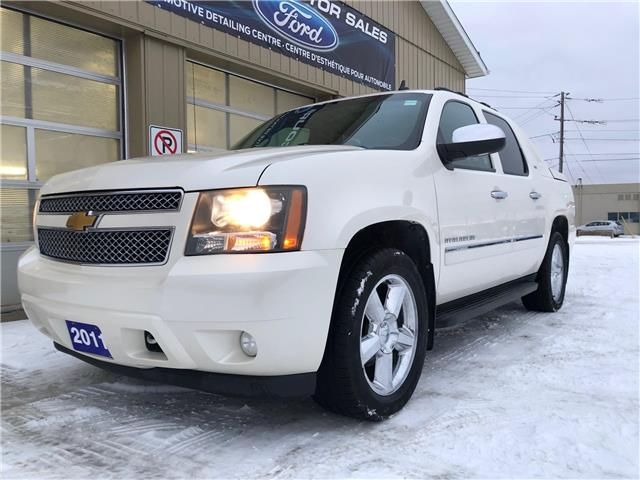 2011 Chevrolet Avalanche 1500 LTZ (Stk: U-4467) in Kapuskasing - Image 1 of 19