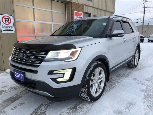 2017 Ford Explorer Limited (Stk: U-4497) in Kapuskasing - Image 1 of 21