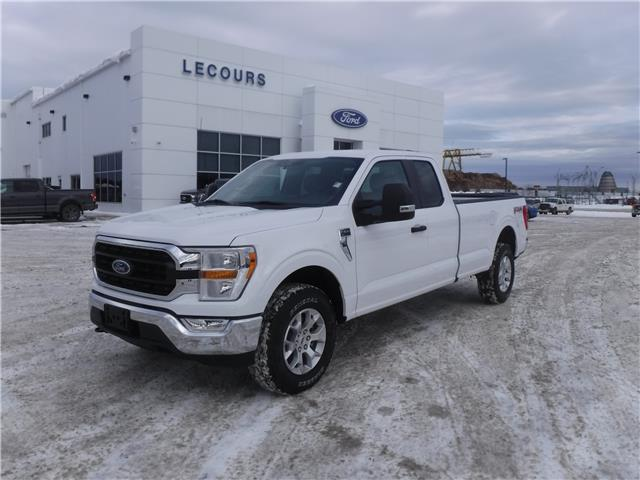 2021 Ford F-150 XLT (Stk: 21-23) in Kapuskasing - Image 1 of 9