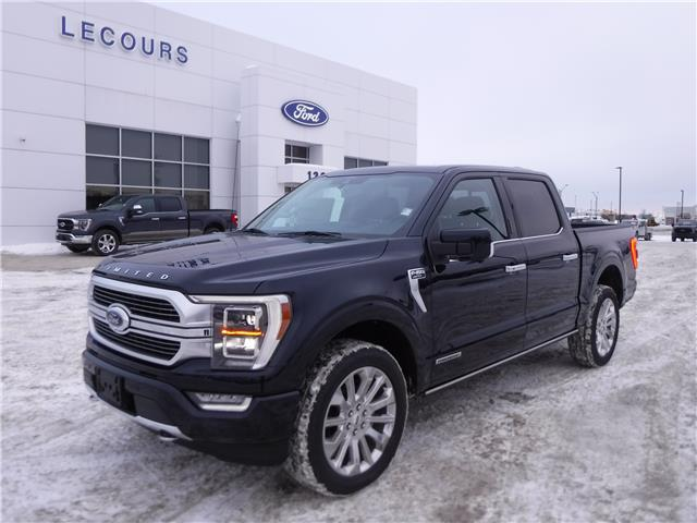 2021 Ford F-150 Limited (Stk: 21-36) in Kapuskasing - Image 1 of 12