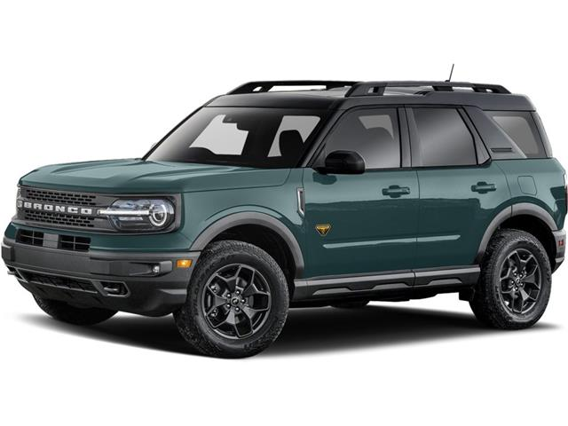 New 2021 Ford Bronco Sport Big Bend BIG BEND BRONCO SPORT!  - Kapuskasing - Lecours Motor Sales