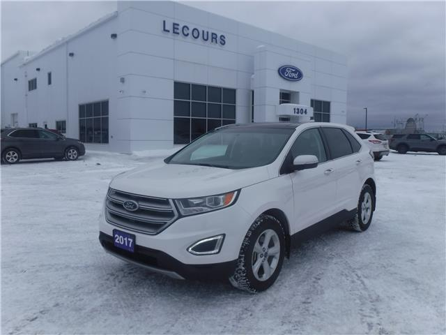 2017 Ford Edge Titanium (Stk: U-4716) in Kapuskasing - Image 1 of 13