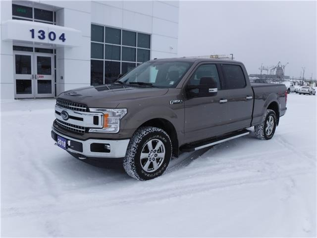 2018 Ford F-150  (Stk: U-4721) in Kapuskasing - Image 1 of 11