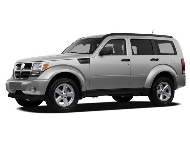 2008 Dodge Nitro SLT/RT (Stk: U-4634) in Kapuskasing - Image 1 of 2