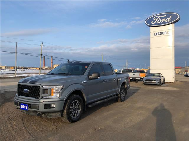 2019 Ford F-150  (Stk: U-4644) in Kapuskasing - Image 1 of 18