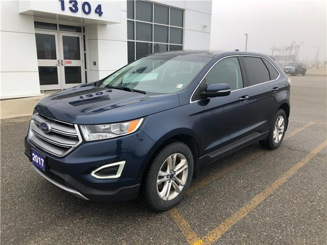 2017 Ford Edge SEL (Stk: U-4747) in Kapuskasing - Image 1 of 13