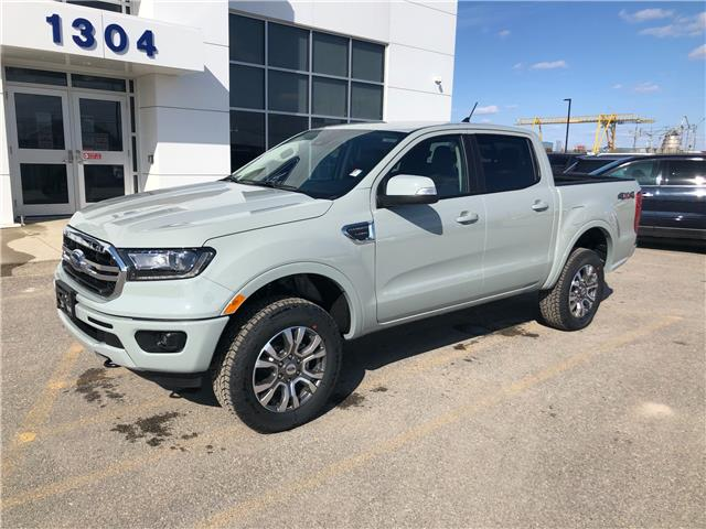 2021 Ford Ranger Lariat (Stk: 21-108) in Kapuskasing - Image 1 of 8