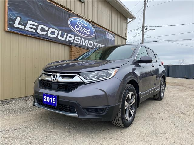 2019 Honda CR-V LX (Stk: U-4801) in Kapuskasing - Image 1 of 17