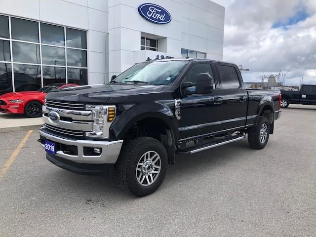 2019 Ford F-250 Lariat (Stk: U-4767) in Kapuskasing - Image 1 of 7