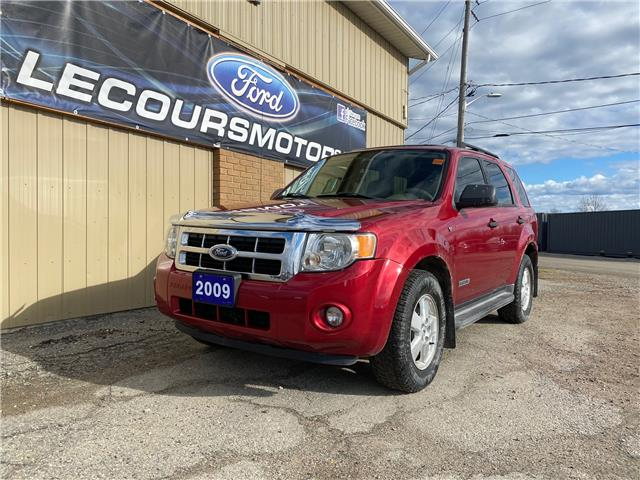 2008 Ford Escape XLT (Stk: U-4698) in Kapuskasing - Image 1 of 18