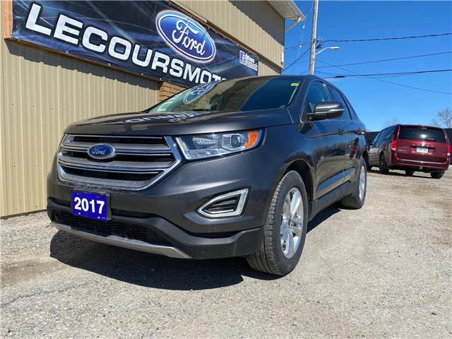 2017 Ford Edge SEL (Stk: U-4585) in Kapuskasing - Image 1 of 20