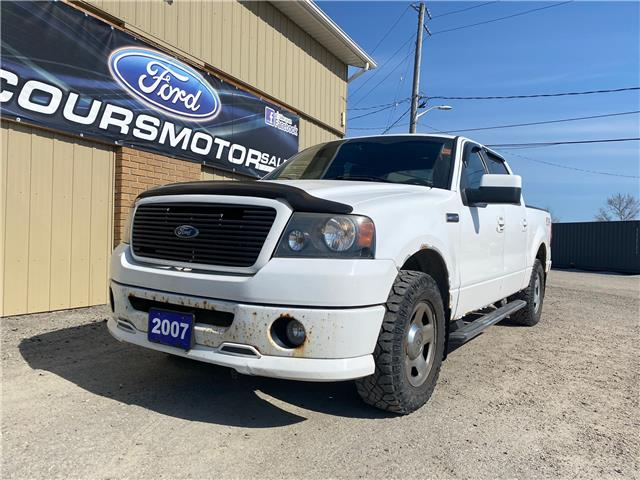 2007 Ford F-150  (Stk: U-4696) in Kapuskasing - Image 1 of 16