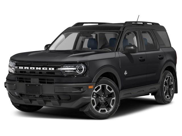 2021 Ford Bronco Sport Outer Banks (Stk: 21-430) in Kapuskasing - Image 1 of 9