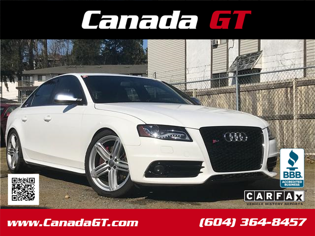 2010 Audi S4 3.0 Premium (Stk: 156979) in Abbotsford - Image 1 of 24