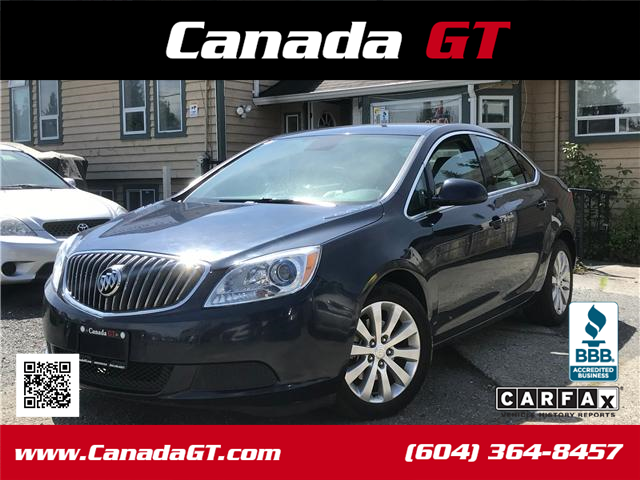 2016 Buick Verano Base (Stk: 4131738) in Abbotsford - Image 1 of 23
