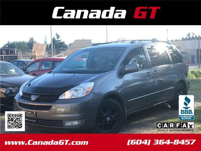 2005 Toyota Sienna XLE 7 Passenger (Stk: ) in Abbotsford - Image 1 of 24