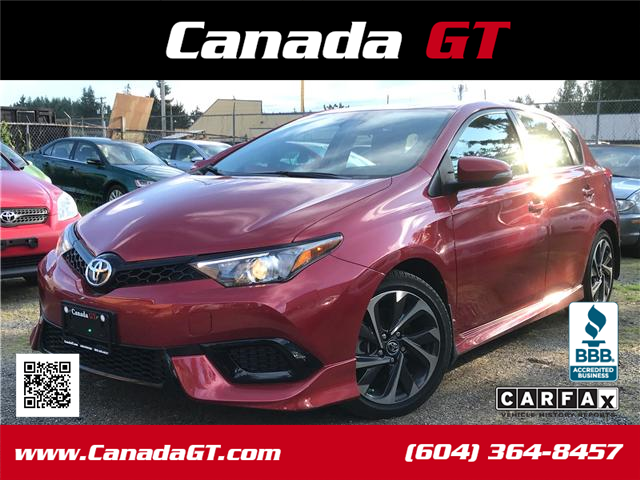 2017 Toyota Corolla iM Base (Stk: 527733) in Abbotsford - Image 1 of 24
