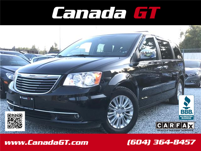2013 Chrysler Town & Country Limited (Stk: 700627) in Abbotsford - Image 1 of 24