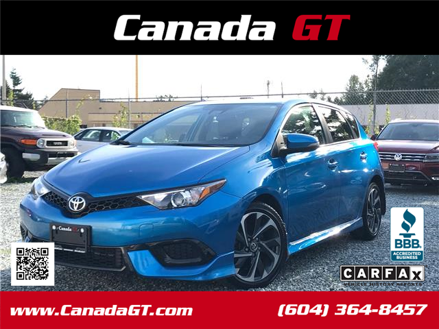 2017 Toyota Corolla iM Base (Stk: 525717) in Abbotsford - Image 1 of 24