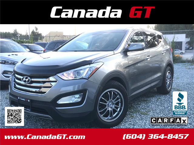 2013 Hyundai Santa Fe Sport 2.0T Limited (Stk: 2-008850) in Abbotsford - Image 1 of 23