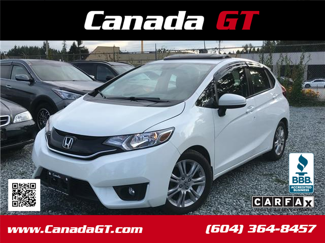 2015 Honda Fit EX (Stk: 110769) in Abbotsford - Image 1 of 24
