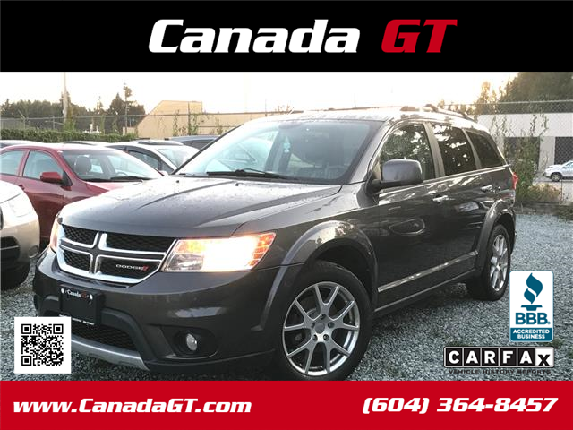 2014 Dodge Journey R/T (Stk: 125129) in Abbotsford - Image 1 of 24