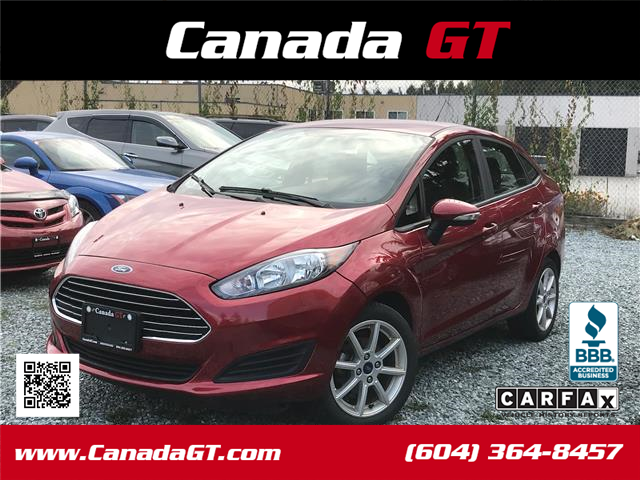 2015 Ford Fiesta SE (Stk: 185039) in Abbotsford - Image 1 of 23