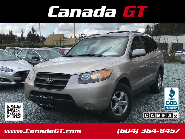 2007 Hyundai Santa Fe GL (Stk: 021142) in Abbotsford - Image 1 of 18