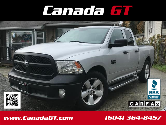 2013 RAM 1500 ST (Stk: 643640) in Abbotsford - Image 1 of 23